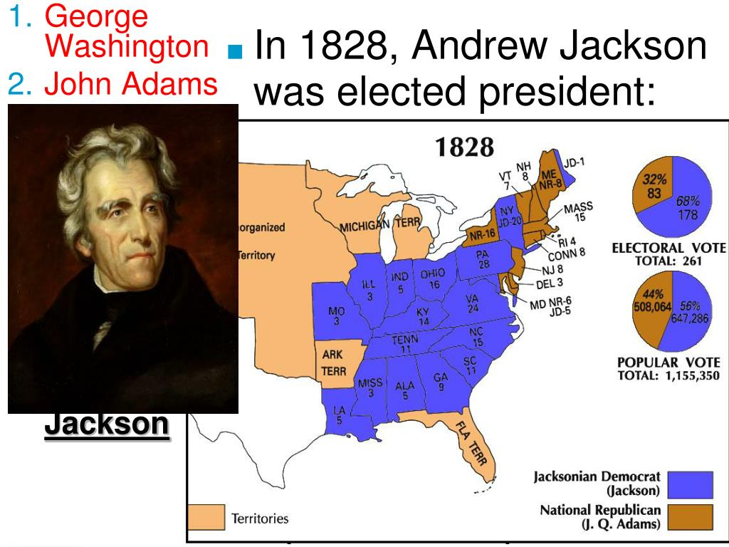 PPT - Essential Question: How did America evolve towards ...