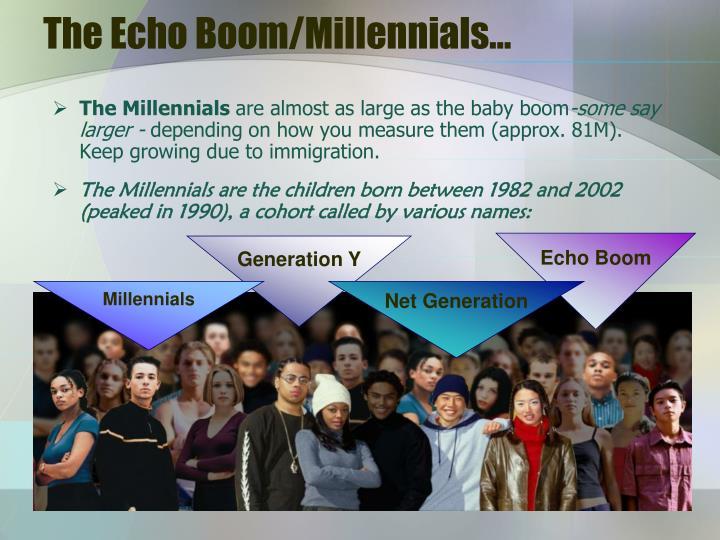 The Echo Boom/