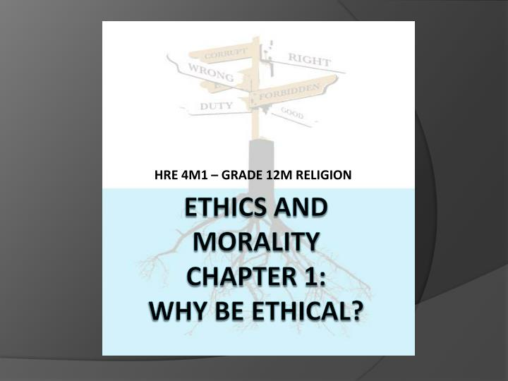 why should we be ethical the Aristotle was aware of the need to maintain balance in our actionsaristotle states that we should be moderate in all  why should you be ethical by:.