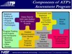 components of atp s assessment program