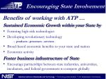 encouraging state involvement2