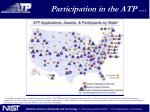 participation in the atp