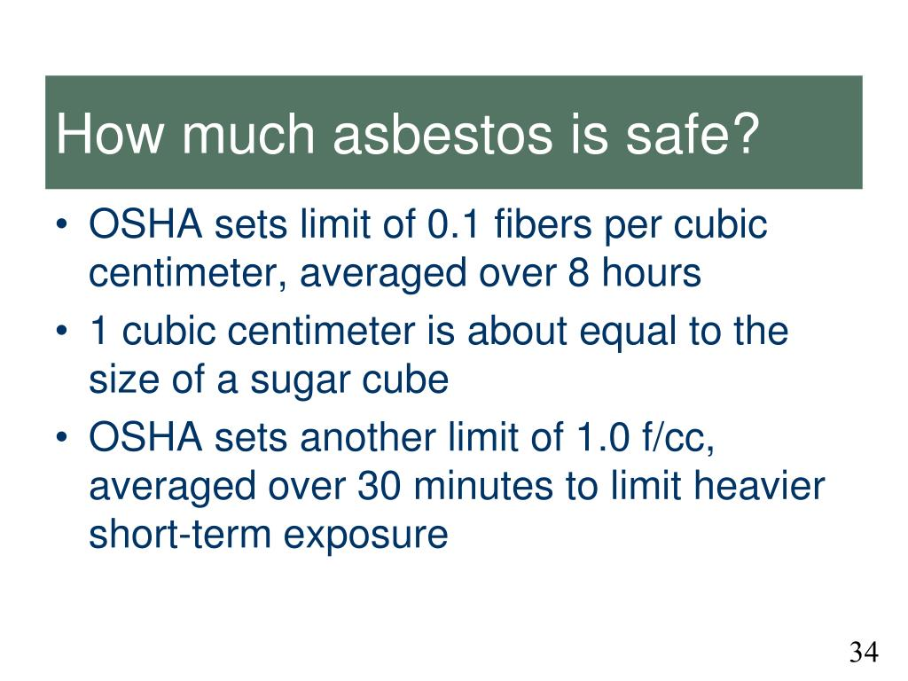PPT - Asbestos, Lead & PCB ' s PowerPoint Presentation - ID