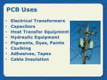 pcb uses