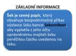 z kladn informace1