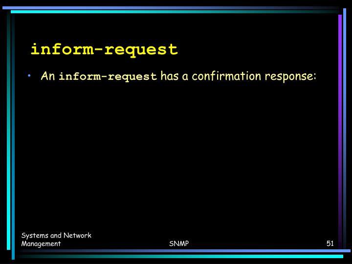 inform-request
