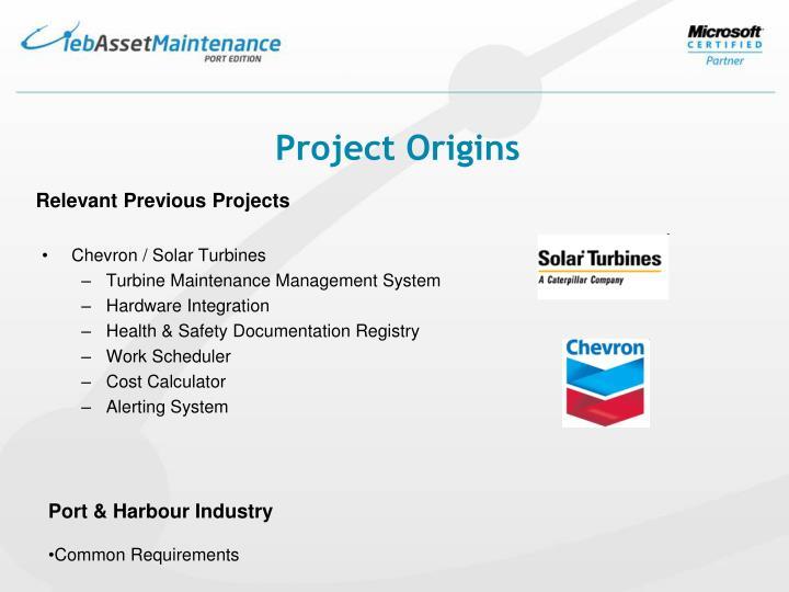 Chevron / Solar Turbines