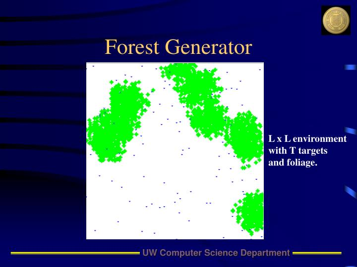 Forest generator