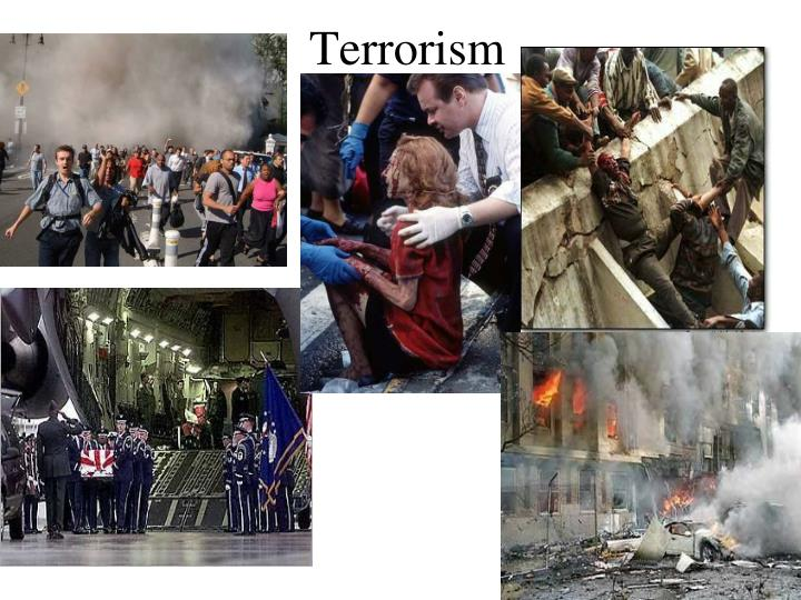 terrorism affecting the civilised The deadly toll of terrorism around the globe has jumped nearly 800 percent in the past five years, according to an exhaustive new report that blames the alarming expansion of islamist groups across the middle east and africa.