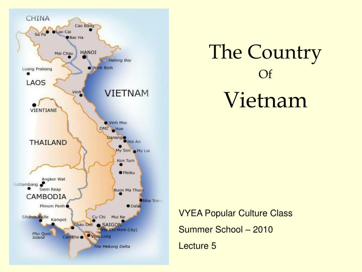 the country of vietnam n.