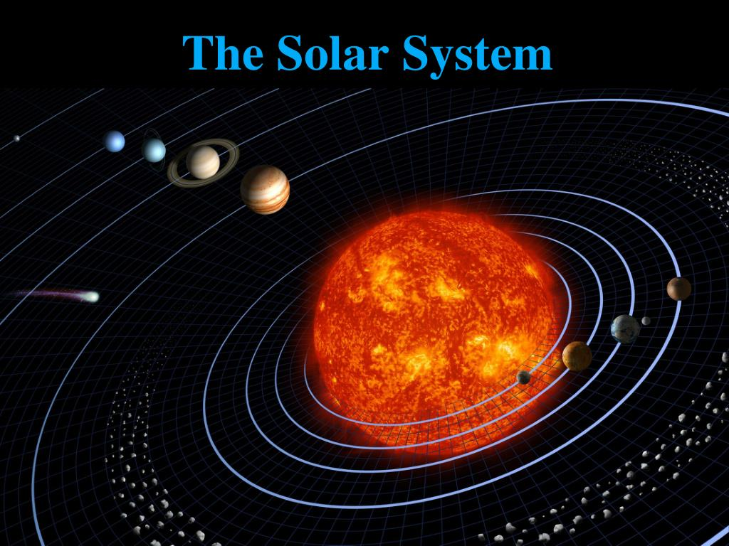 ppt the solar system powerpoint presentation id 6450685