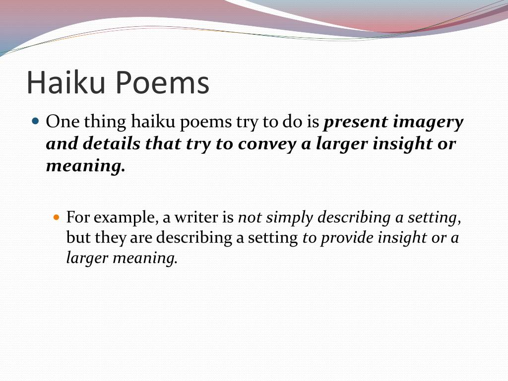PPT - Poetry Devices, Structure, and Forms PowerPoint