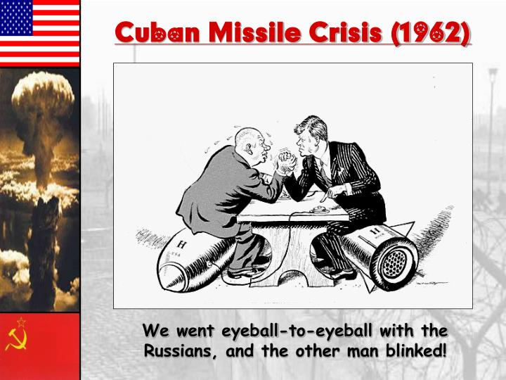 cuban missile crisis and cold war