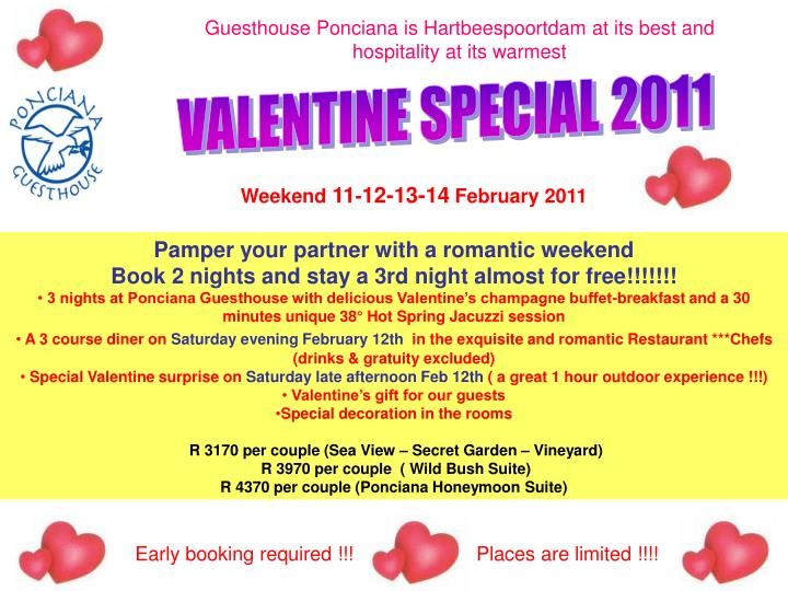 Guesthouse ponciana is hartbeespoortdam at its best and hospitality at its warmest