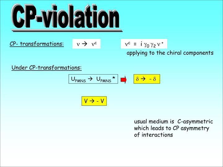 CP-violation