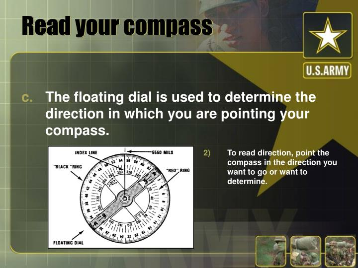 Read your compass