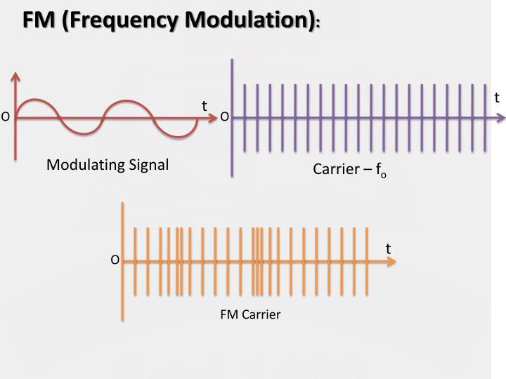 FM (Frequency Modulation)