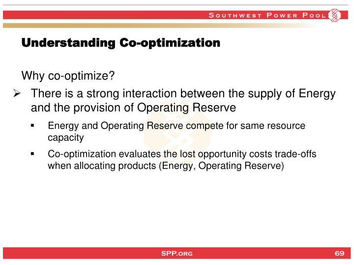 Understanding Co-optimization