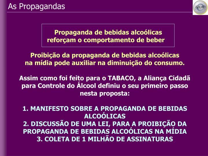 As Propagandas