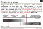 climate time scales