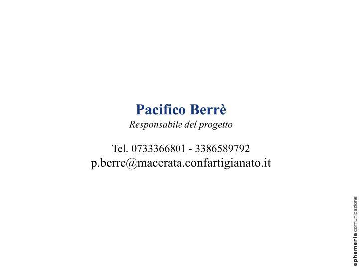 Pacifico Berrè