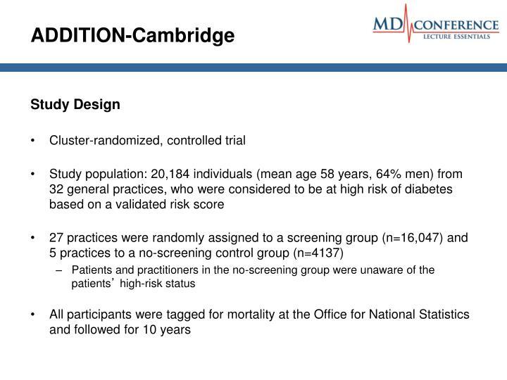 Addition cambridge1