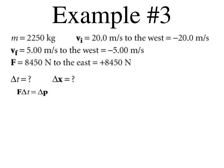 Example #3