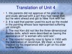 translation of unit 4