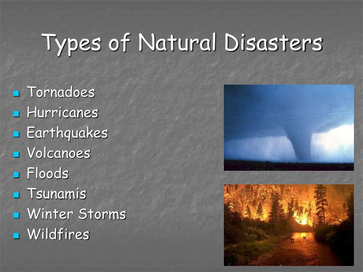 Natural disasters powerpoint by for the love of it | tpt.