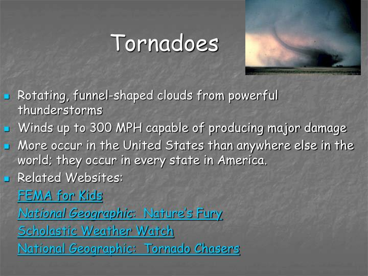 ppt - natural disasters powerpoint presentation