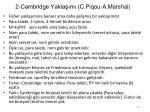 2 cambridge yakla m c piqou a marshal