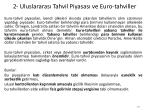 2 uluslararas tahvil piyasas ve euro tahviller