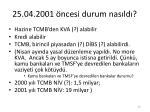 25 04 2001 ncesi durum nas ld