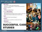 succesful case studies