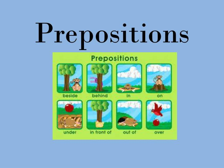 categories of prepositions the free dictionary - 720×540
