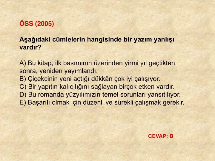ÖSS (2005)