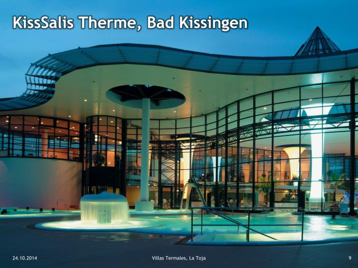 KissSalis Therme, Bad Kissingen