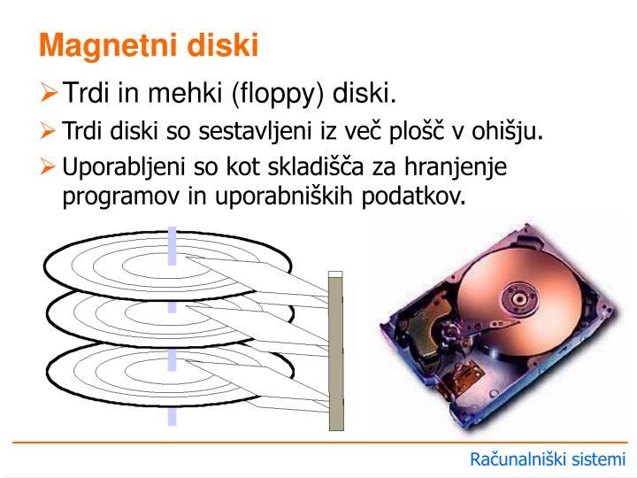 Magnetni diski