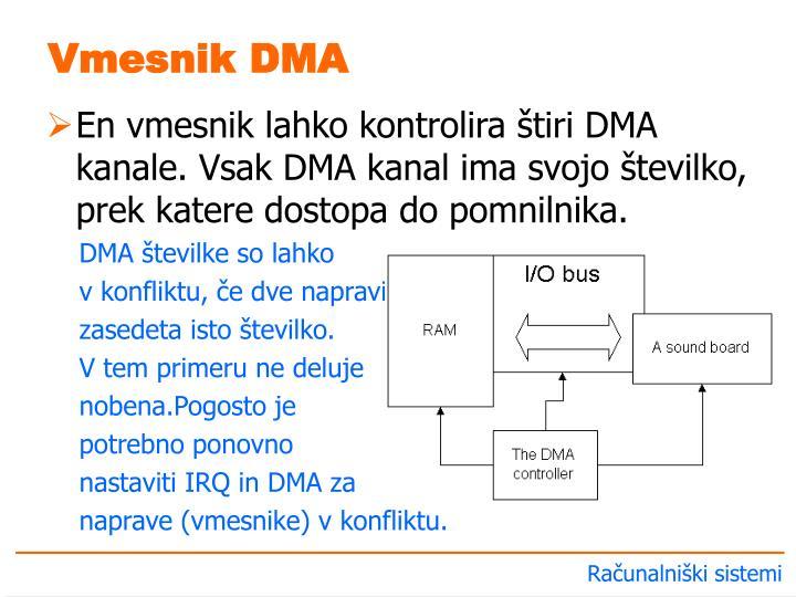 Vmesnik DMA