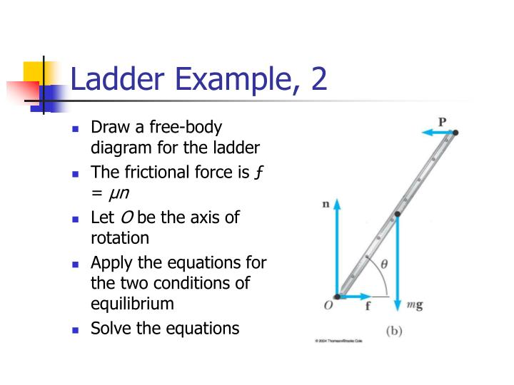 Ladder Example, 2