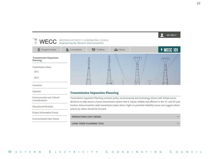 Western Electricity Coordinating Council