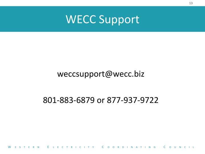 weccsupport@wecc.biz