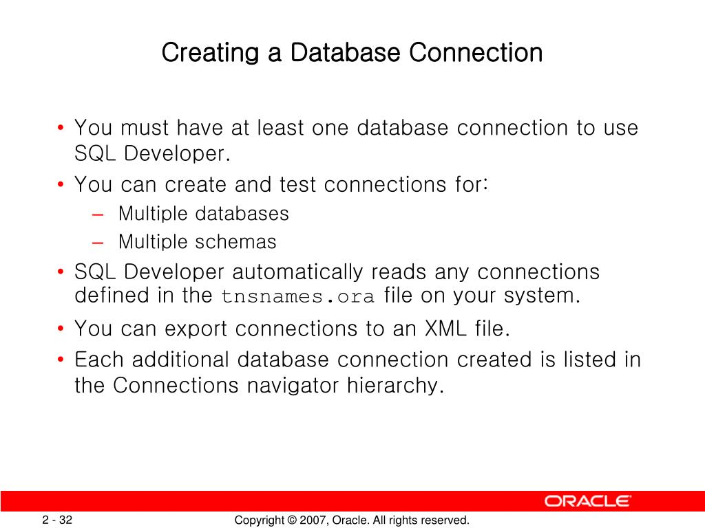 PPT - Introducing the Oracle Database 11 g SQL and PL/SQL New