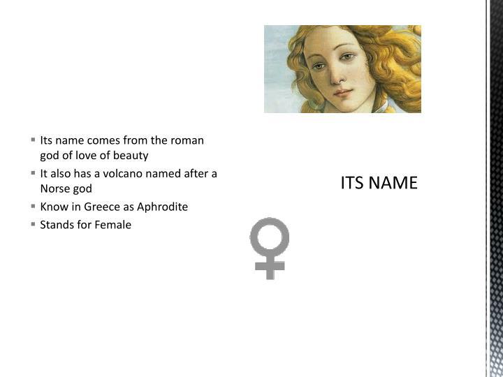 PPT - Venus PowerPoint Presentation - ID:6476056
