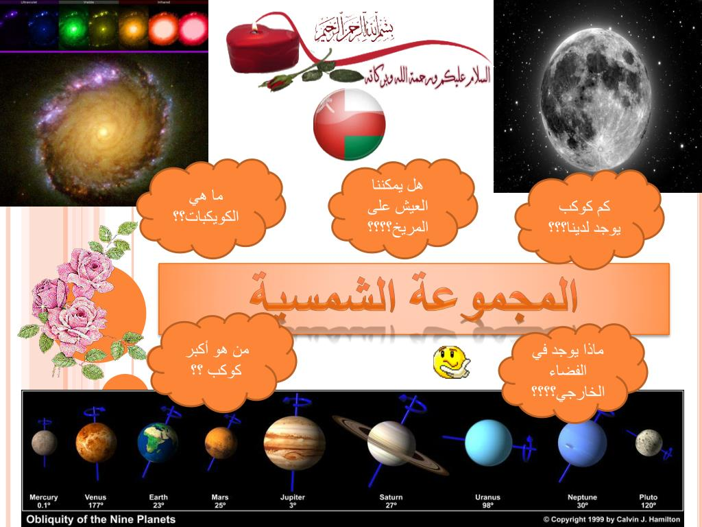Ppt المجموعة الشمسية Powerpoint Presentation Free Download Id 6477521