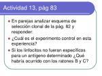 actividad 13 p g 83