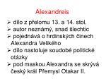 alexandreis