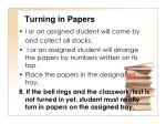 turning in papers1