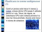 planificarea in sisteme multiprocesor 3