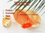 prinsip pemasaran marketing mix